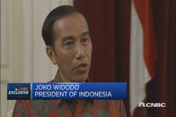 Jokowi: Indonesia needs investment