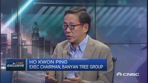 China's slowdown was necessary: Banyan Tree