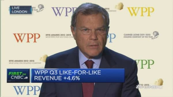 India may be the last BRIC standing: WPP CEO