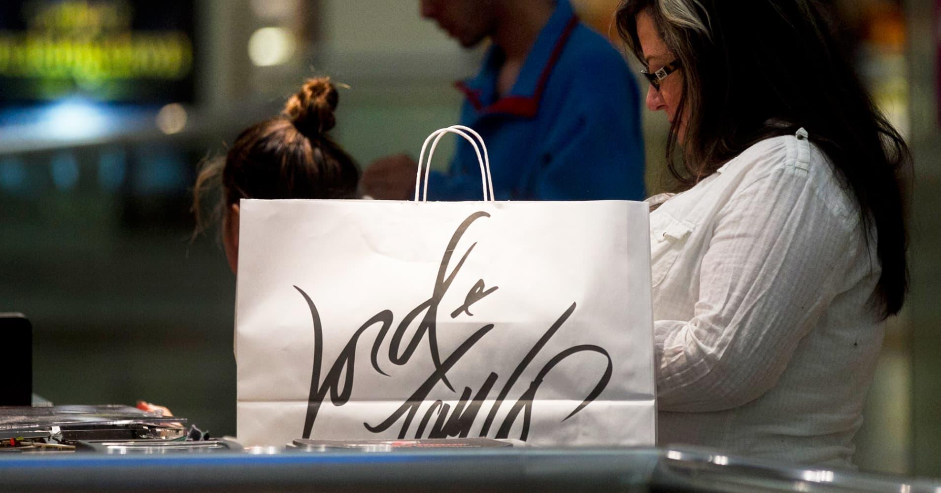 Meet jonathan litt hudsons bay activist investor a lord taylor shopping bag at a mall in fairfax virginia buycottarizona Choice Image