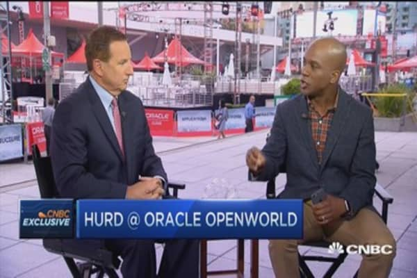 THIS is why we'll win the cloud: Oracle CEO
