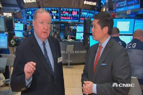 Cashin says GDP could be 'swing factor'