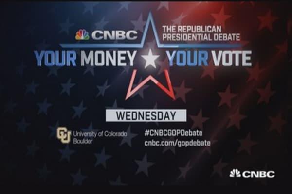 Republican debate expectations