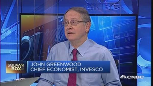 Currency pegs have had a revival: John Greenwood