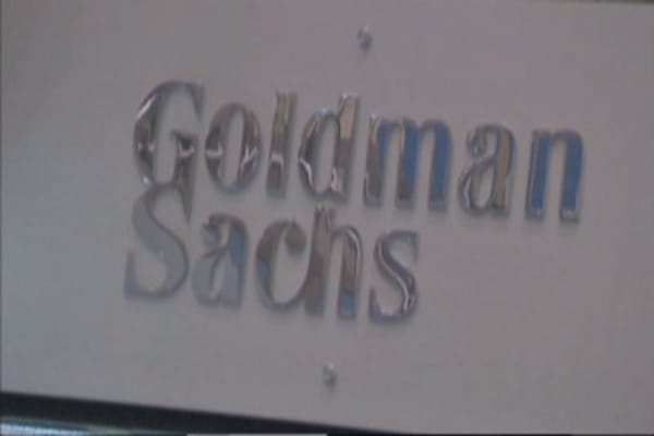 Goldman to pay $50M fine