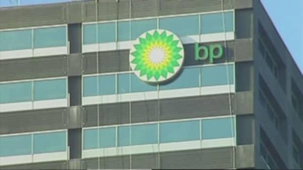 BP prepares for $60 a barrel oil price