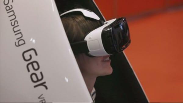 NBA's virtual reality debut