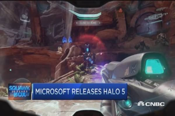 Microsoft's $100M Halo 'critical' for XBox