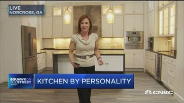What your kitchen says about your personality