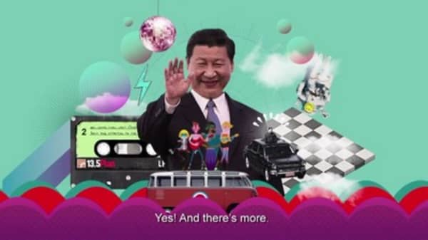 Sing-along to China's 5 year plan