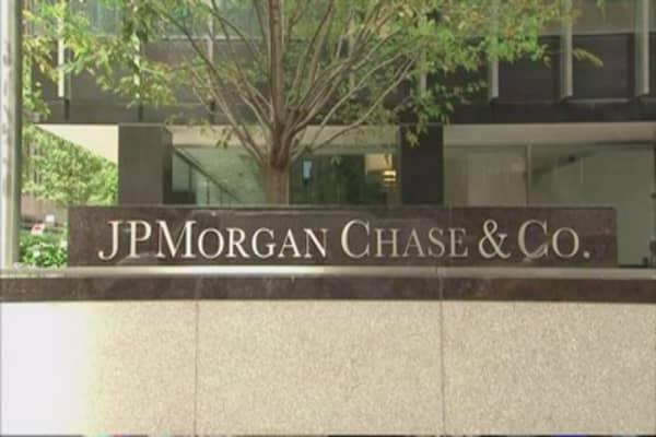 JPMorgan building Apple Pay rival