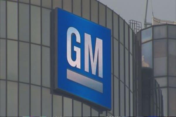 GM recalls 1.4M cars, again