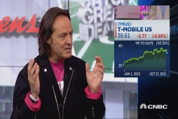 John Legere: TMUS had great quarter... here's why