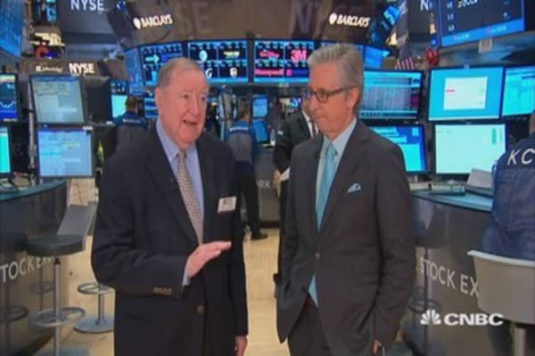 Cashin says: Oil nears glut levels