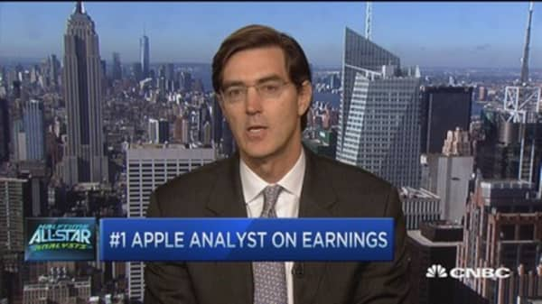 Apple's best days are behind it: Top analyst