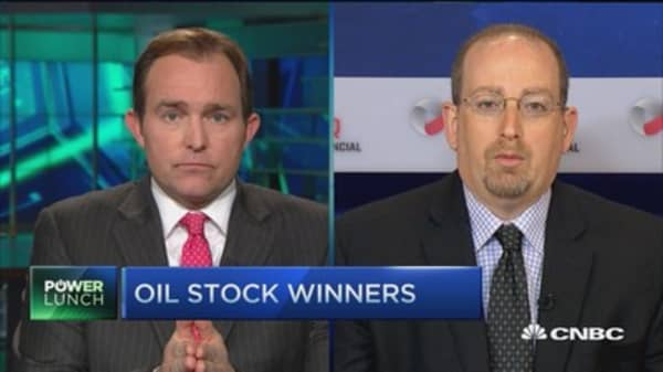 Oil stock winners
