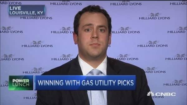 Gas utility stock picks