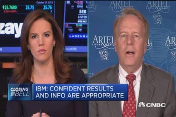 I'm a bull on IBM: Bobrinskoy