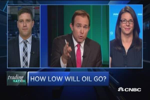US crude falls third straight day