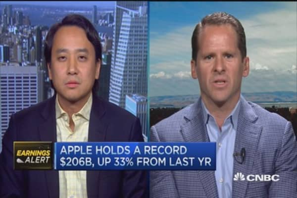 What investors heard from Apple