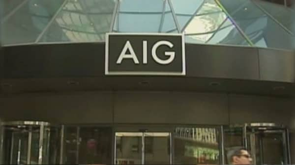 Carl Icahn's 'large stake' in AIG
