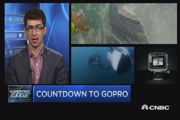 Earnings Edge: GoPro