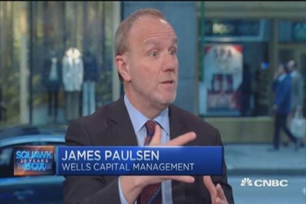 Market risks ahead: Paulson