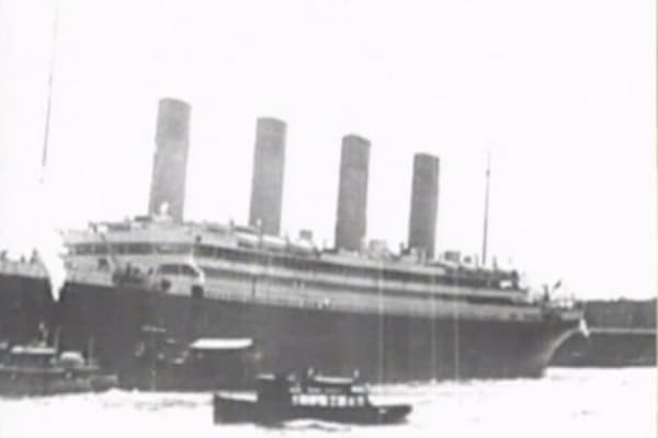 Titanic cracker sells for $23K