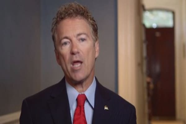 Paul: We need term limits to defeat Washington machine