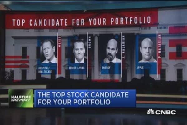 Top candidates for your portfolio