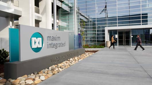 Maxim Integrated Products HQ