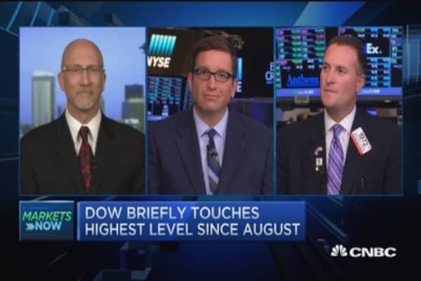 Closing Bell Exchange: Dollar driving everything