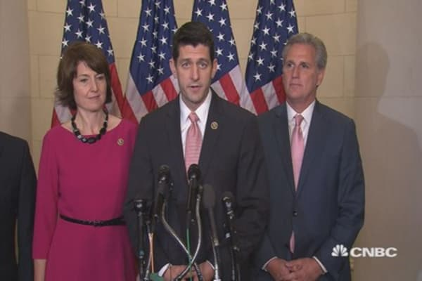 Ryan: We are turning the page
