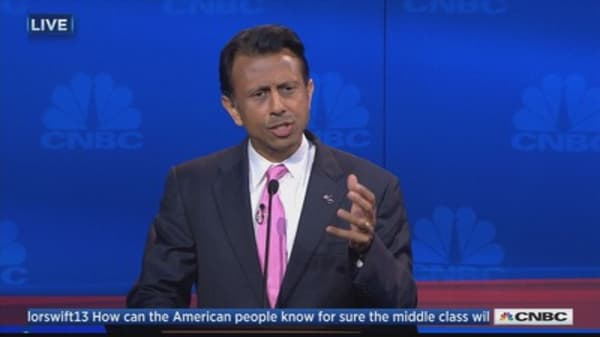 Gov. Jindal: US going way of Europe