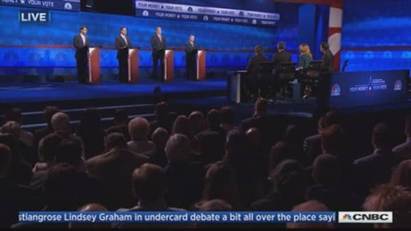 Graham: My goal is to help the middle class