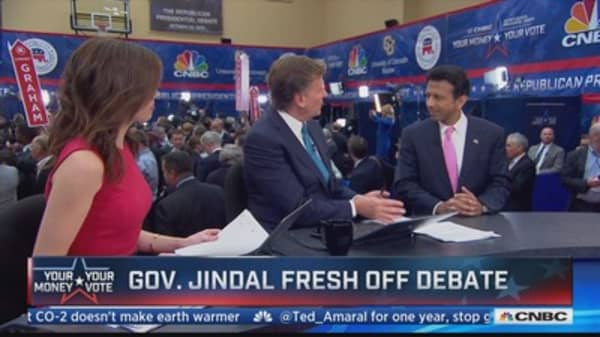 Gov. Jindal: Let's cut taxes, cut gov't spending
