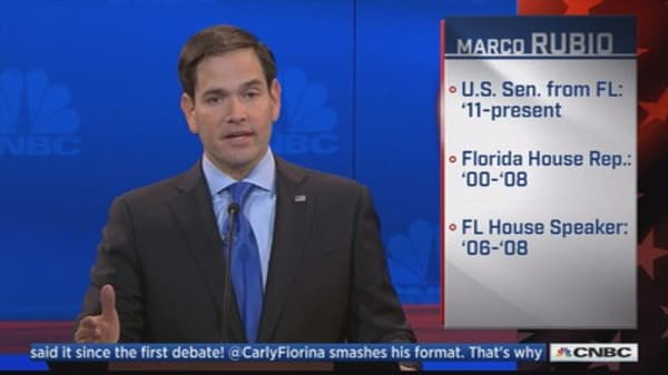 Rubio: Train Americans to do the work