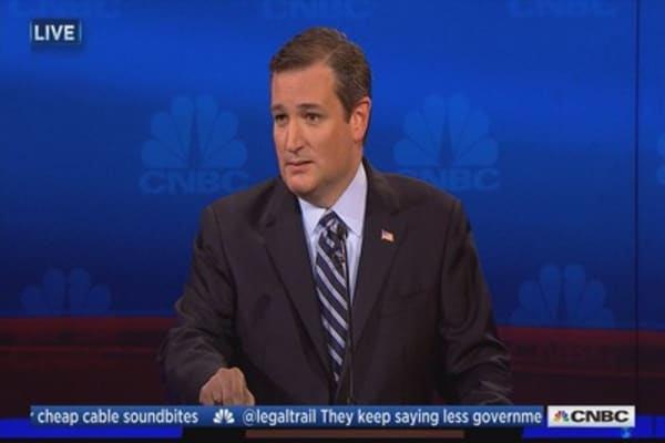 Cruz: We need to audit the Fed