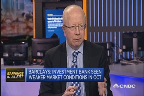 How can Barclays improve?