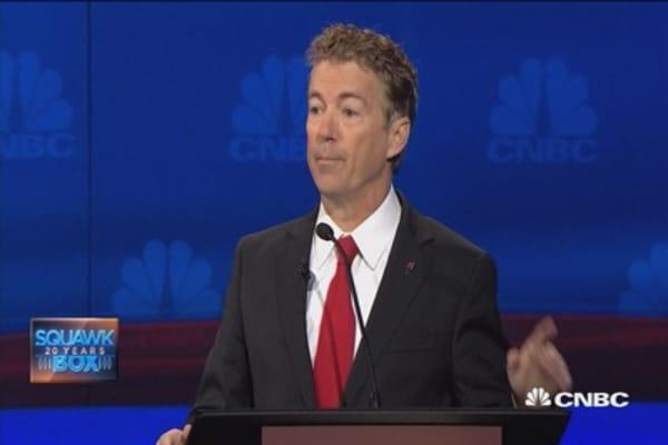 GOP debate highlights