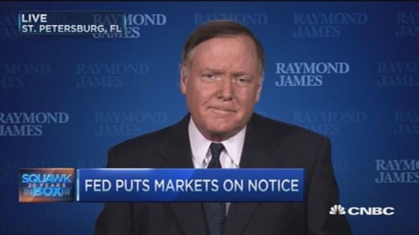Fed won't take 'punch bowl' away this year:  Pro