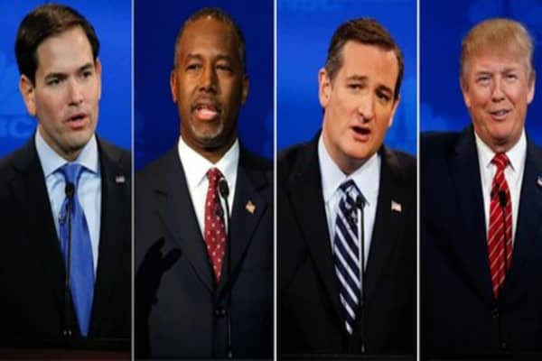 CNBC GOP Debate: The best zingers