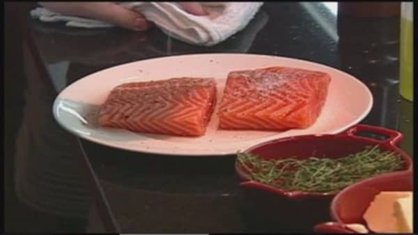 Salmon fraud uncovered