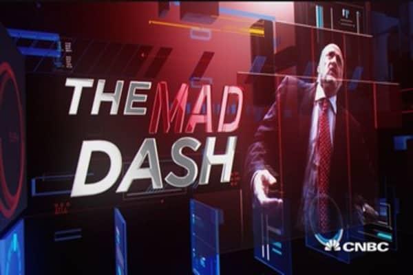 Cramer's Mad Dash: NXPI & BWLD