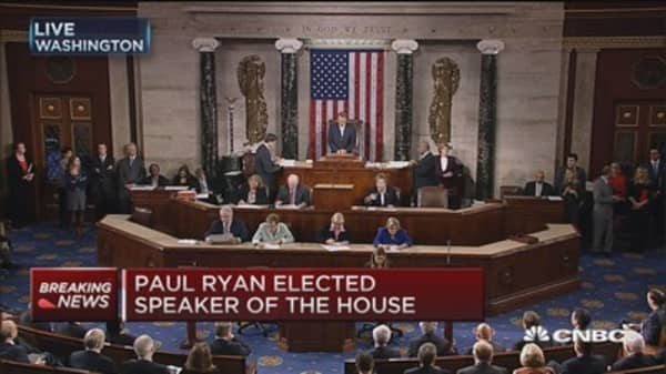 GOP's 2016 focus with Paul Ryan
