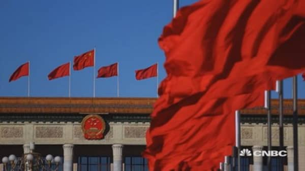 China adopts two-children policy