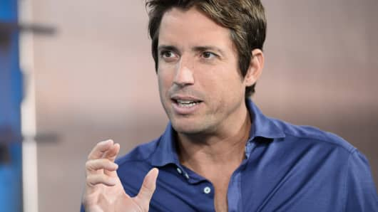 Nick Woodman, CEO, GoPro