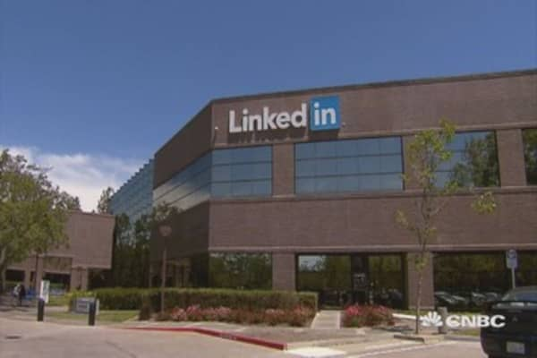 Exclusive with Linkedin CEO Jeff Weiner