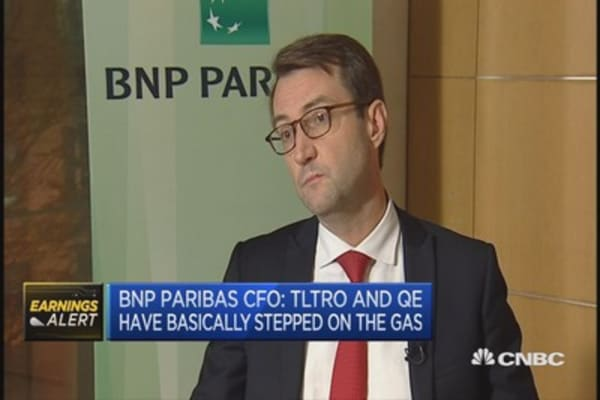 Most important thing is agility: BNP Paribas CFO
