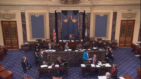 Senate passes budget deal